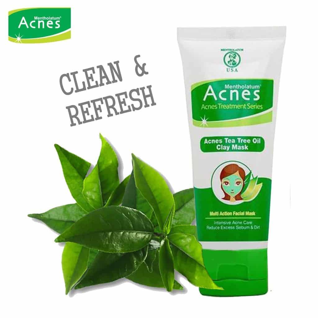 Acnes-Tea-Tree-Oil-Clay-Mask-Rohto