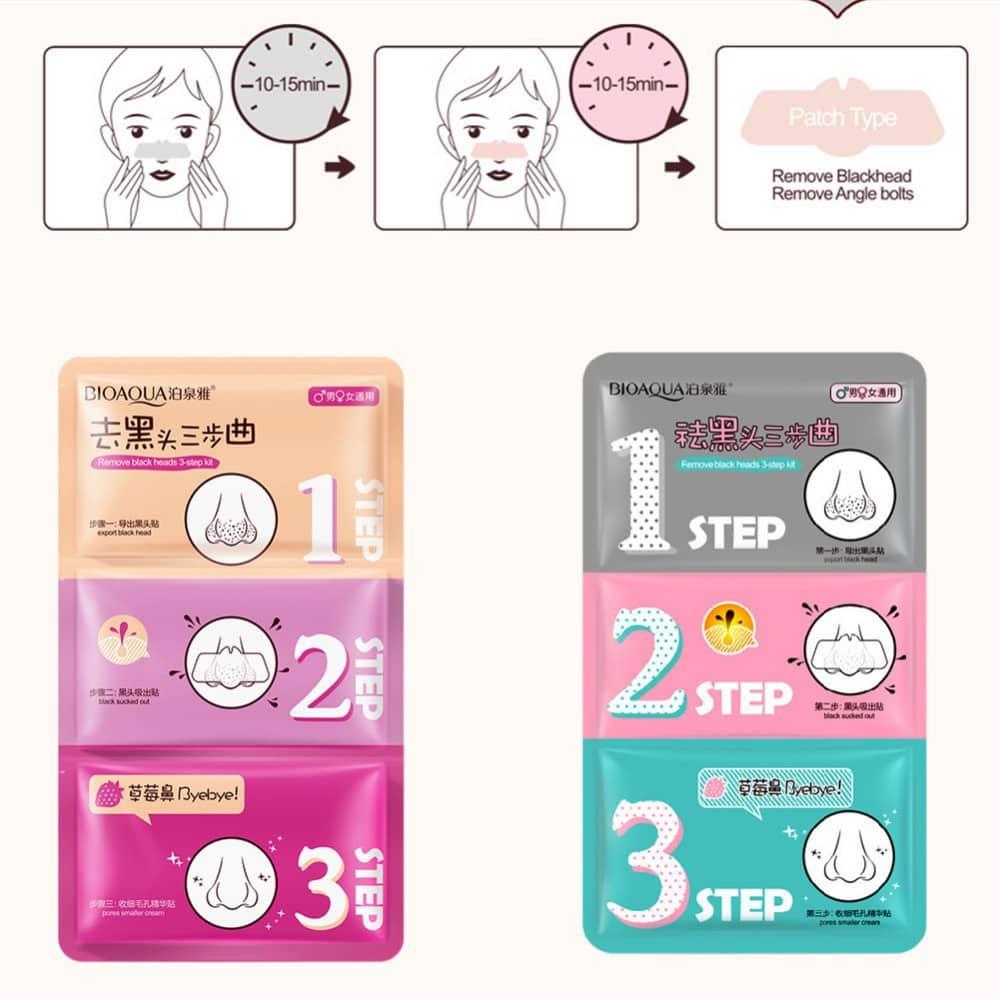 BioAqua-3-Steps-Mask