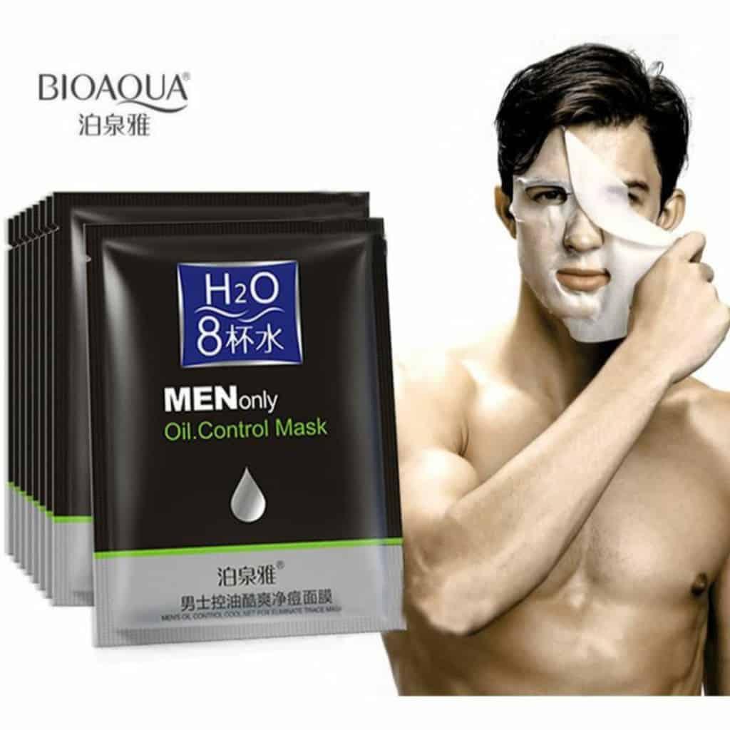 Bioaqua-H2O-Men-Only-Oil-Control-Facial-Mask