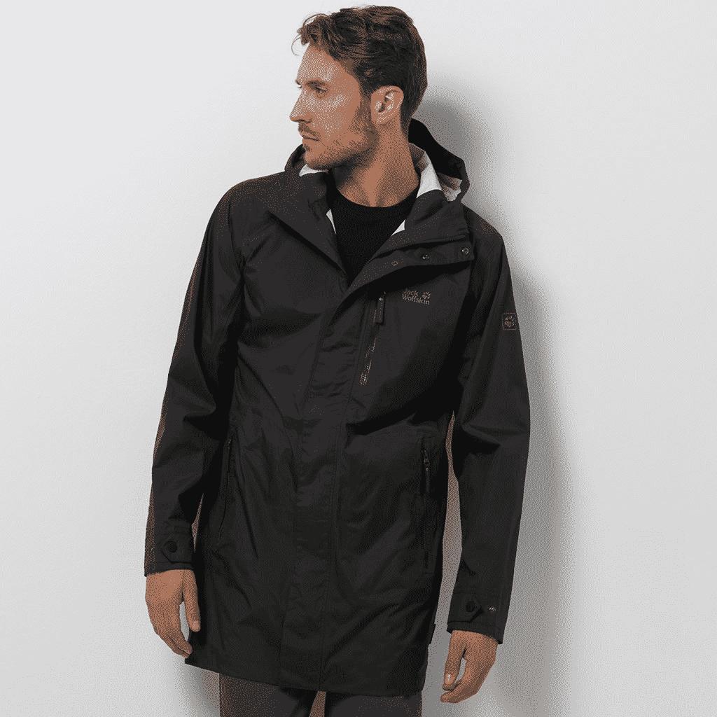 Jack-Wolfskin-Raincoat