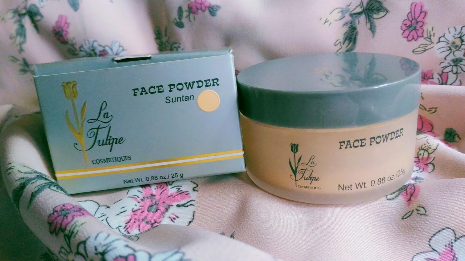 La-Tulipe-Transparent-Face-Powder