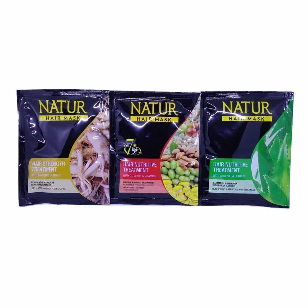 Natur-Hair-Mask