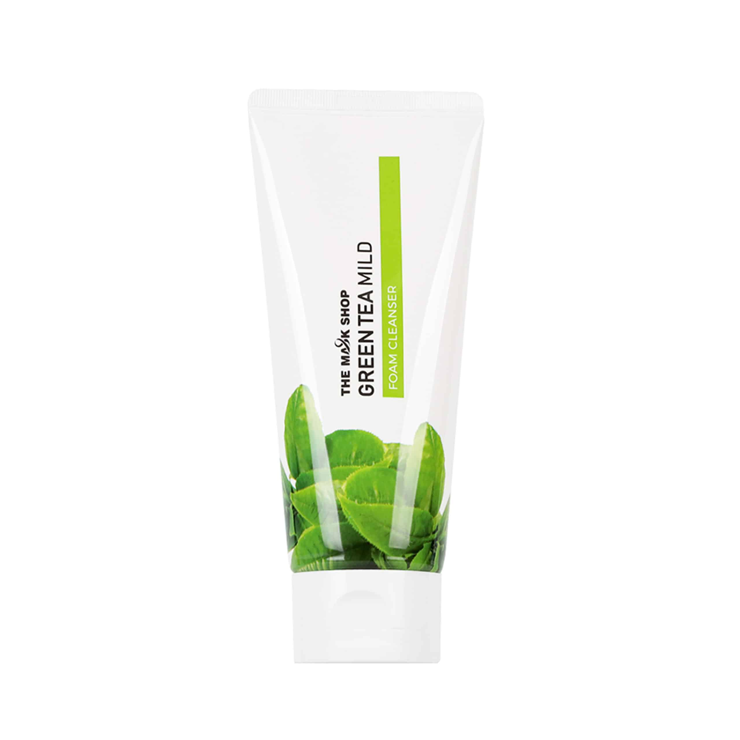 The-Mask-Shop-Green-Tea-Mild-Foam-Cleanser