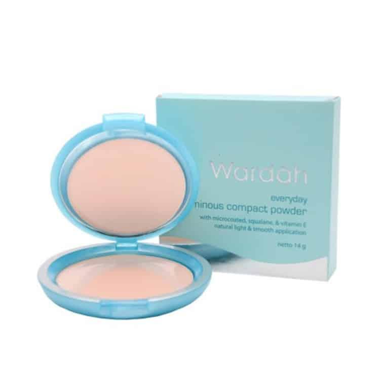 Wardah-Luminous-Compact-Powder