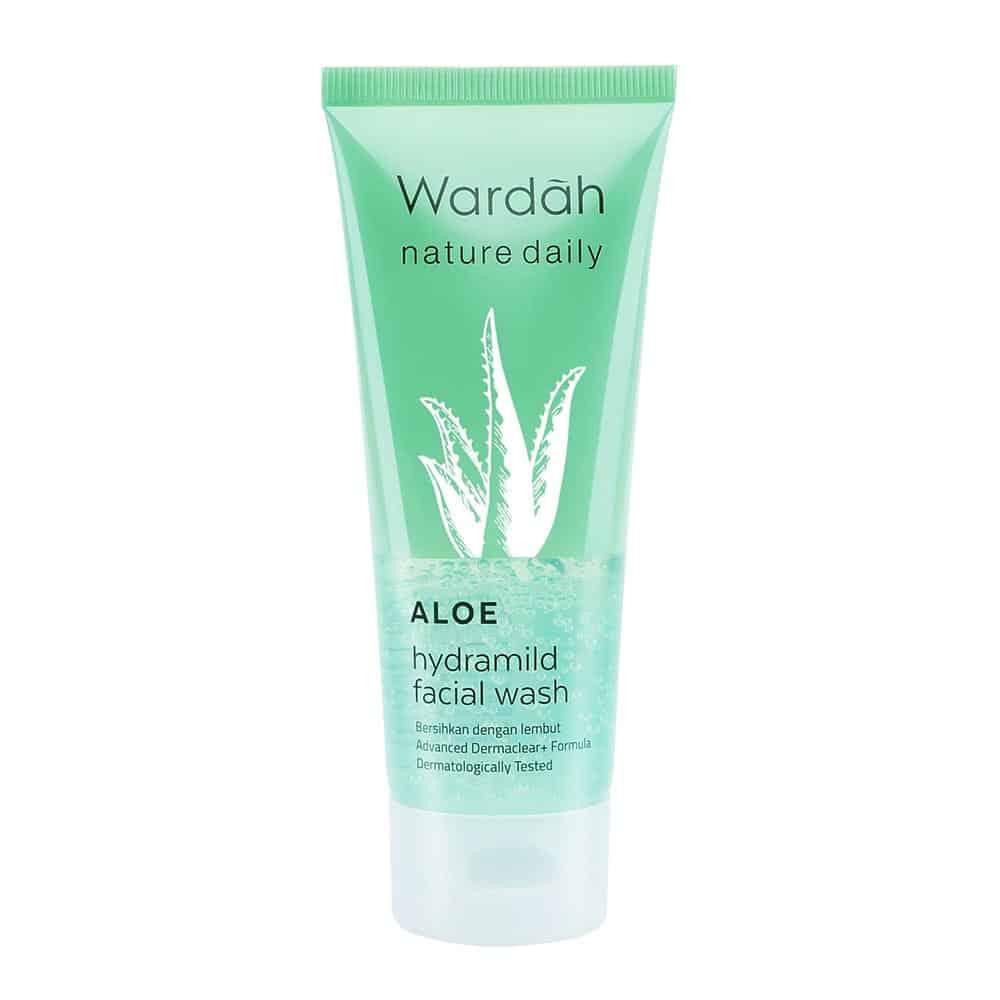 Wardah-Nature-Daily-Aloe-Hydramild