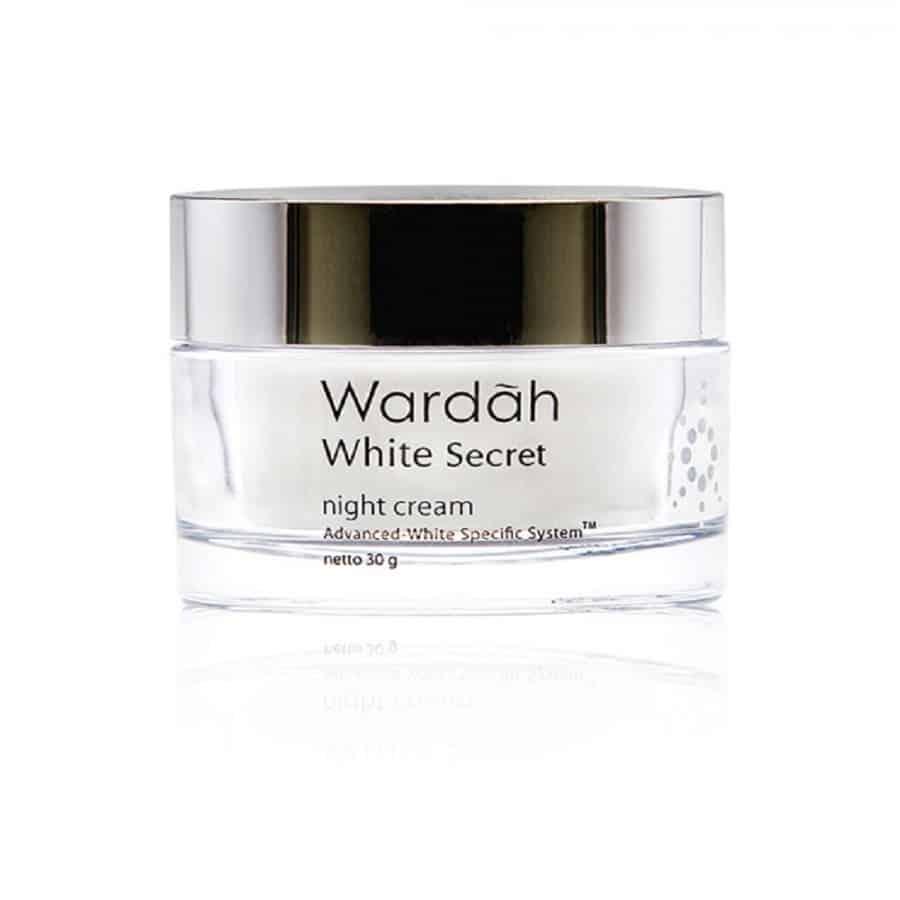 Wardah-White-Secret-Night-Cream